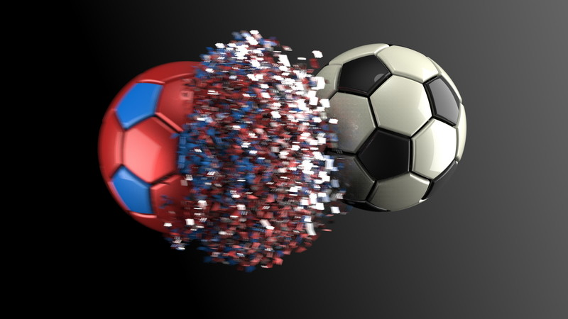 サッカーの強さ